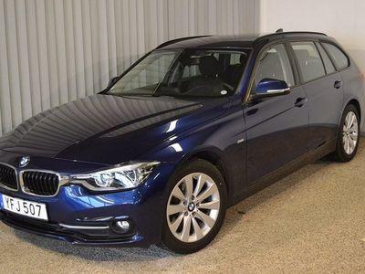 begagnad BMW 318 d A Touring Sportline (150hk)