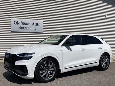 used Audi Q8 50 3.0 TDI Q S-line Panorama B&O