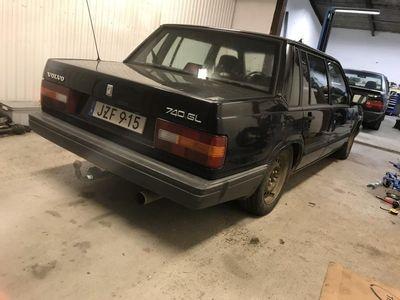 begagnad Volvo 744 GL