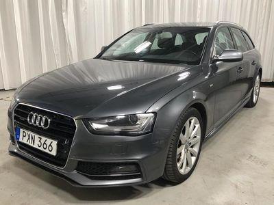 brugt Audi A4 2.0 TFSI E85 Avant quattro (180hk)