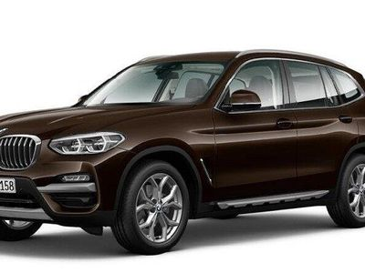 begagnad BMW X3 xDrive 20i Steptronic X-Line Connected