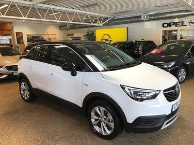 begagnad Opel Crossland X 1.2 Turbo Automat Euro 6 110hk