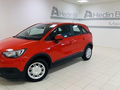 begagnad Opel Crossland X Crossland X 81hk