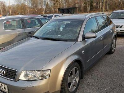 begagnad Audi A4 sline