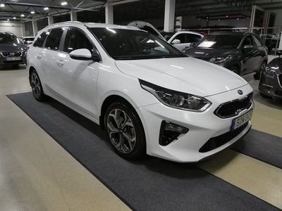 begagnad Kia cee'd Sportswagon 1.0 T-GDI Advance Euro 6 120hk