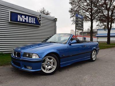 begagnad BMW M3 Cabriolet E36 | | 321HK | Original