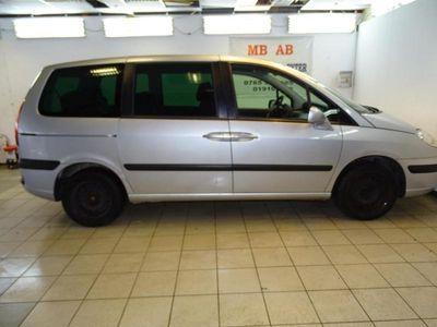 begagnad Peugeot 807 2.2 (158hk) 7-sits -04