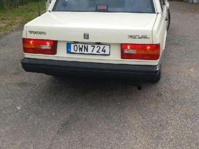 begagnad Volvo 744 GL, 39.000kr eller högstbjudande