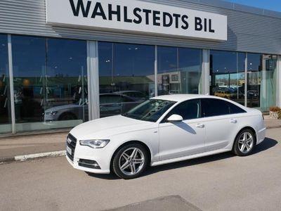 begagnad Audi A6 Sedan 2.0 TDI 190 hk Q S-Tr S-LINE/Elstol