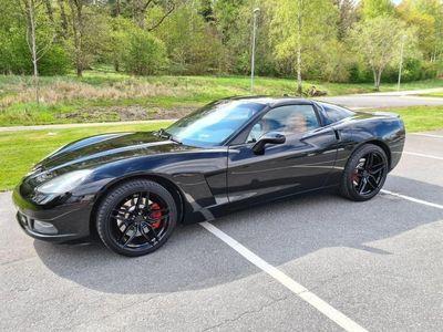begagnad Corvette C6 Louis Vuitton