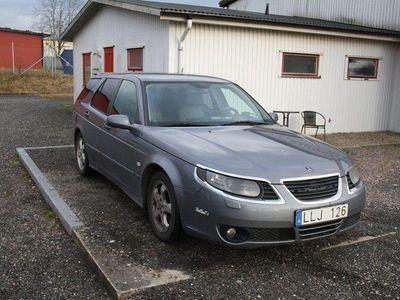begagnad Saab 9-5 Aero SportCombi 2.3 Turbo Automat Ae