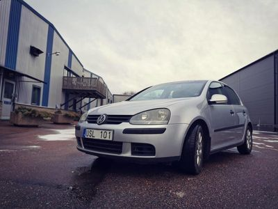 begagnad VW Golf V TDI
