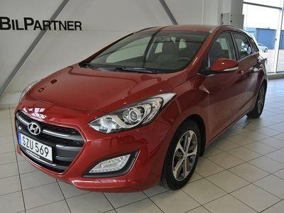 used Hyundai i30 KOMBI 1.6 CRDi 110hk Comfort
