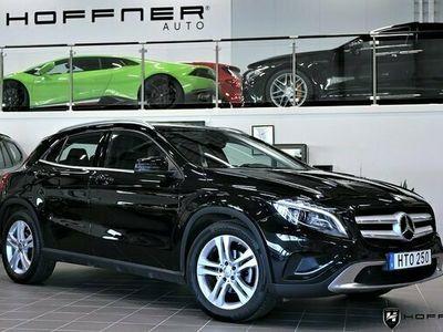 begagnad Mercedes 200 GLA BenzBackkamera 2015, Halvkombi Pris 199 000 kr