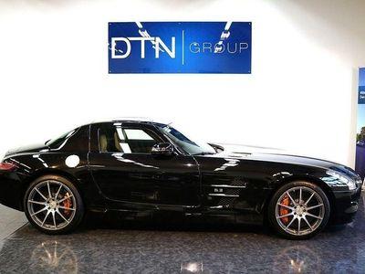 begagnad Mercedes SLS AMG 63 AMG Sv-såld DCT 571hk K