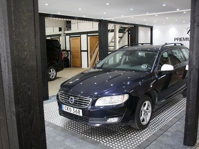 begagnad Volvo V70 D3 Geartronic Kinetic, Classic Euro 6 150hk