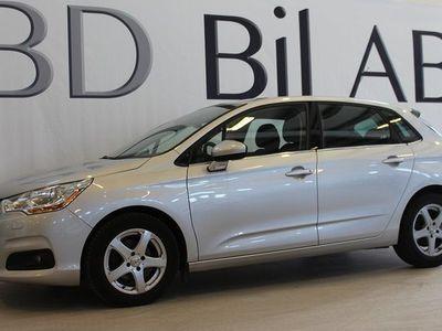 begagnad Citroën C4 1.6 HDi AUT NORDIC EDITION RÄNTA 2013, Halvkombi 104 900 kr