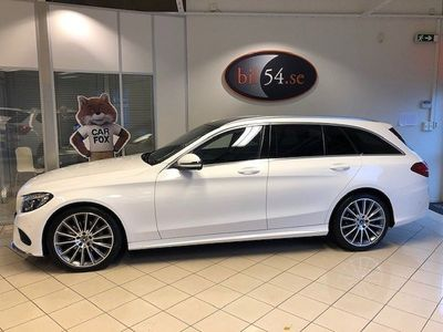 begagnad Mercedes 220 CAMG 4MATIC 9G-Tronic Panorama Drag