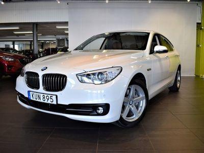 begagnad BMW 520 Gran Turismo d Steptronic Drag Navi HiFi 184hk