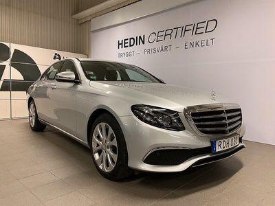 begagnad Mercedes E220 - BenzSedan Exclusive / DRAGKROK /