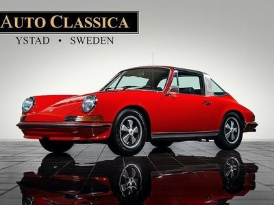 begagnad Porsche 911 2.4 T Targa * MATCHING NUMBER *