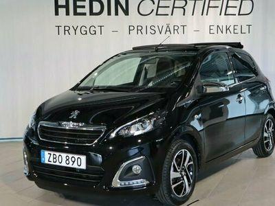 begagnad Peugeot 108 1,2 VTi (82hk) CAB