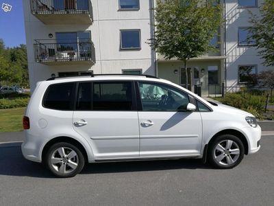 begagnad VW Touran 1.4 TSI DSG 7 sits -15