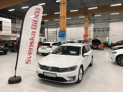 begagnad VW Passat GTE HYBRID 1.4 TSI AUT 218hk (1.70% Ränta)
