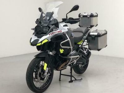 begagnad BMW 125 R 1200 GS A Motorcykel 2016, MC/Moped Pris000 kr