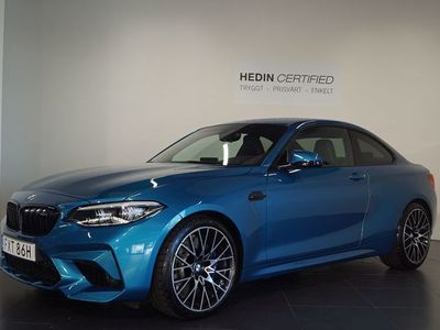 begagnad BMW M2 COMPETITION DCT 410hk
