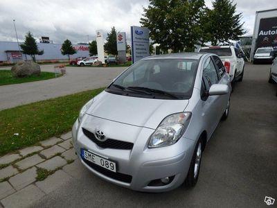 used Toyota Yaris 5-dörrar 1.33 Dual VVT-i 99hk