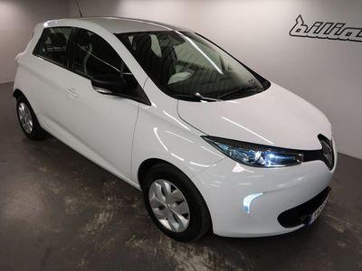 begagnad Renault Zoe R90 92 hk 41 kWh Life batterihyra II