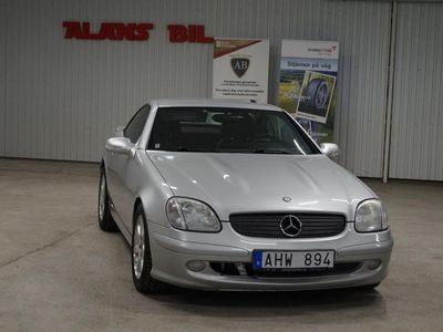 begagnad Mercedes SLK230 Kompressor Automat 197hk