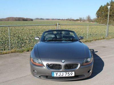 begagnad BMW Z4 2.5 -04