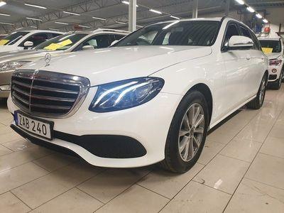 begagnad Mercedes E200 d 9G-Tronic 150hk