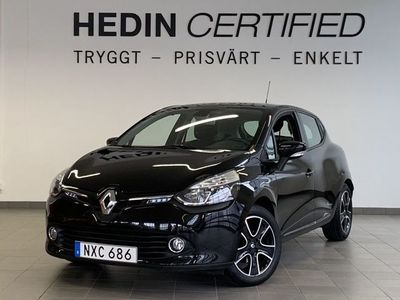 gebraucht Renault Clio TCe 90hk Dynamique *V-hjul*