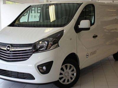 begagnad Opel Vivaro PREMIUM L2H1 125HK TWINTURBO -19