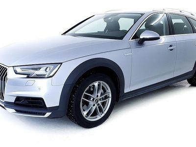 gebraucht Audi A4 Allroad 3.0 TDI 218hk s-tronic/Värmar -17