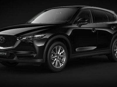begagnad Mazda CX-5 2.5 Bensin / AWD / Optimum / Autom
