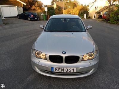 begagnad BMW 120 d 5-door Advantage, Comfort 177 hk -08