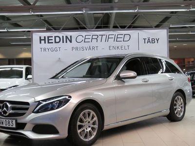 begagnad Mercedes C220 CDI Avantgarde Businesspaket Plus