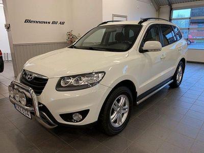 begagnad Hyundai Santa Fe 2.2 CRDi Aut / 4WD / Supersk
