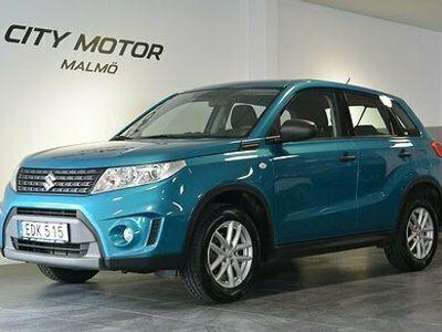 begagnad Suzuki Vitara 1.6 120hk VVT Comfort MT