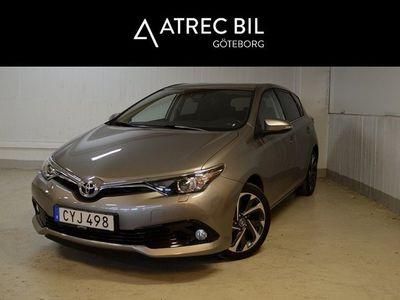begagnad Toyota Auris 1.2 Turbo ACTIVE PLUS,4300MIL
