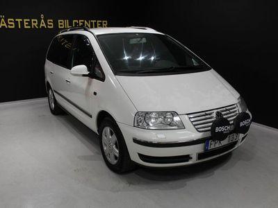 begagnad VW Sharan TDI 140 PF
