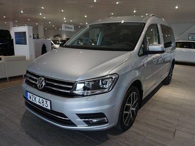 usado VW Caddy Maxi Life Highline TDI 150HK -17