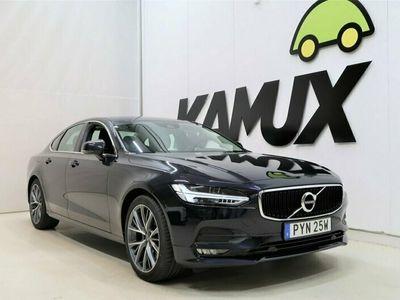 begagnad Volvo S90 D5 AWD | Momentum Advanced | VOC | Nav | 2019, Sedan Pris 369 800 kr