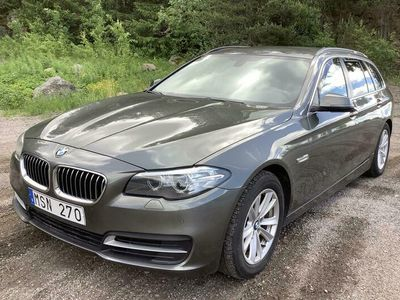 begagnad BMW 518 5-serien d Touring, F11