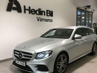 begagnad Mercedes E220 AMG /Widescreen /360-kamera