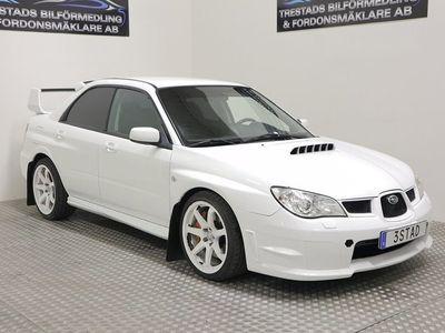 begagnad Subaru WRX STI Sedan 2.5 4WD 300HK 1835KR/mån